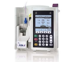 Abbott Plum A+ Infusion Therapy Equipment