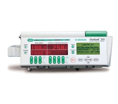 B.Braun Outlook 200 Infusion Therapy Equipment