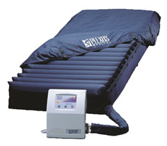 Aire Select P2500 Low Air Loss / Alternating Pressure Therapy Surface
